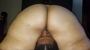 I put this wet Latina pussy on his face.        Dick 4 Hire