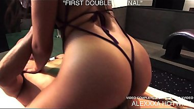 DOBLE VAGINAL CON FAN DE XVIDEO  ALEXXXA HOTWIFE