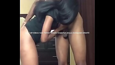 Black Dress Teen After The Club Wanted My Dick