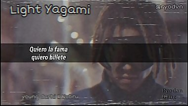 Light Yagami - Young Darhi X Nobru (letra)
