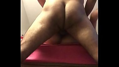 Fucked and creampied for my Latina wife