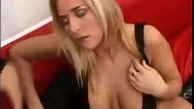hot Blonde chick fucks an argentinian stud /100dates
