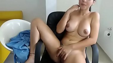 Great body Latin naked live free porn