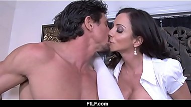 FILF - My StepDaughter Needs to Learn How to Fuck