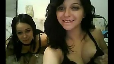 two latina amateur webcam