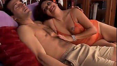 Cute and cuddly latina cougar loves to fuck