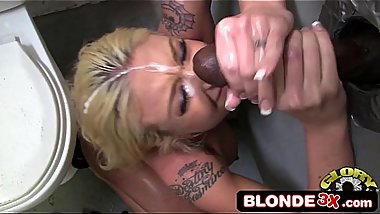 Interracial Monster Cock Cumshot Compilation #10 - Gloryhole Edition